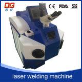 Широкое используемое 100W Строить-в заварке пятна сварочного аппарата лазера ювелирных изделий