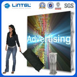 Haute qualité Aluminiumfabric Pop up Display Banner Stands