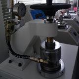 De automatische Materiële Mechanische Testende Gebarsten Sterkte van de Druk voor Document, Leer, Doeken