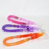 Hookah Plastic Flexible Hookah Pipe Shisha Tuyau