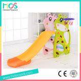 Дешевые крытый и открытый пластиковый слайд для детей (ОБД17005A)