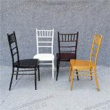 Yc-A404, das Stuhl Hochzeits-Möbel verwendeten Tiffany-Chiavari für Verkauf stapelt