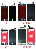 Индикация LCD фабрики оптовая на iPhone 6 6 добавочных 6s 6s плюс цифрователь экрана касания LCD