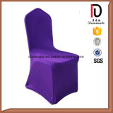Atacado Cheap Restaurant Hotel Banquet Wedding Spandex Chair Cover