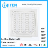 IP66 industriële Lichte 60W Lichte leiden van het Benzinestation voor Luifel