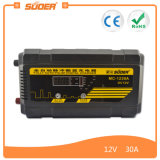 Suoer 12V 30A самонаводит автоматический заряжатель солнечной батареи с цифровой индикацией (MC-1230A)