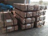 201 de haute qualité en acier inoxydable de feuille de repère pour la décoration des matériaux
