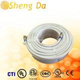 75ohm провода Rg59 Tri-Экрана коаксиальный кабель проводника Bc