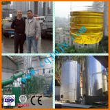Waste Motor Ship Car Oil Recycling Machine Usado Refinamento de óleo planta