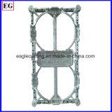 1250 LCD van het Aluminium van het Afgietsel van de Matrijs van de ton het Gemaakte Kabinet van het Scherm van de Vertoning