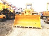 Caricatore usato del trattore a cingoli 966c (caricatore 966c della rotella del gatto)