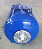24L自動水ポンプのための水平圧力タンク