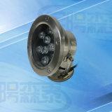 IP68水中軽い高品質屋外の防水9W 12W LEDのライト