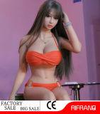 Heiße verkaufende neueste 158cm Silikon-Puppe-Geschlechts-Puppe für Mann