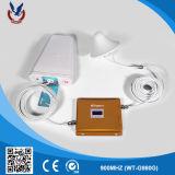 aumentador de presión de la señal del Internet del teléfono celular de 900MHz 2g 3G para el hotel