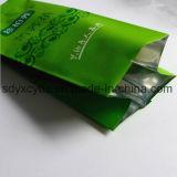 Мешок одобренного и бортового Gusset SGS упаковывая для еды ек заедк