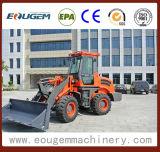 De Lader van het Wiel van de Machines van de Techniek van Shandong Zl20 in Qingzhou Weifang wordt gemaakt die