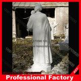 예수와 가진 세인트 조셉의 손에 의하여 새겨지는 대리석 조각품