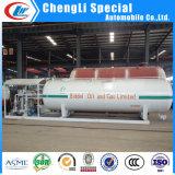 20000 LPG-Gas-der füllenden Becken-Schienen-Liter Station-10tons mit füllender Schuppe oder Zufuhr