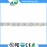 Regulable de 90LM/W LED SMD3014 140CCT tira de LED de color con CE RoHS