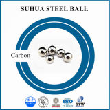 Sfera del acciaio al carbonio di pollice G200.125 per cuscinetto