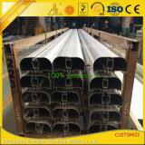 Profil de la Chine aluminium extrudé pour le Bureau de l'aluminium de partition