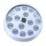16X3w RGBW LED Effet Lights for Disco