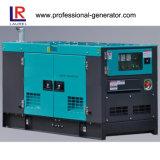 El mejor generador diesel silencioso portable refrigerado por agua del precio 10kVA