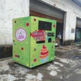Vaso de papel populares máquinas expendedoras de helados con CE de la máquina de helados