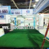Машинное оборудование вырезывания губки лезвия CNC Hengkun вертикальное осциллируя