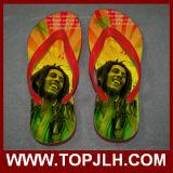 Baratos precio de 10 mm de goma suela en blanco zapatillas de sublimación