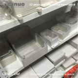 Rectángulo de ensambladura plástico modificado para requisitos particulares del bloque de terminales del orificio