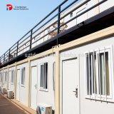 Billig vorfabrizierte modulare Behälter-Häuser für Verkauf