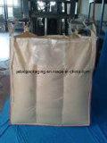 Sacs flexibles de la cloison beige FIBC de doublure de PE grands pour la poudre de empaquetage d'amidon