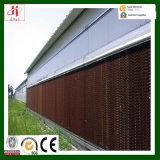 Pianta di fabbrica strutturale d'acciaio galvanizzata