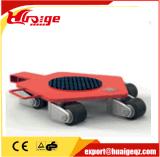 Trole universal da carga da mão da roda patim do rolo de 360 graus