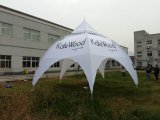 Grande tenda dell'arco del ragno di evento per la pubblicità della visualizzazione