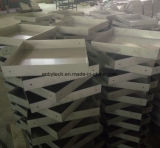Заварка отрезока лазера таможни точности штемпелюя изготовление металлического листа/изготовление нержавеющей стали/