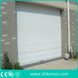 Metall-oder Aluminiumlegierung-industrielle motorisierte automatische obenliegende Rollen-Blendenverschluss-Lager-Garage-Tür