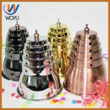 Wasser-Rohr-Wind-Schutzkappen-Deckel-Kohlenstoff-Deckel-Holzkohle-Deckel-Huka-Wind-Deckel-Schutzkappe Nargile