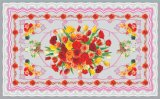 Hot Sale (TZ-0028) Todo-em-Um Design Independente PVC Printed Transparent Tablecloth