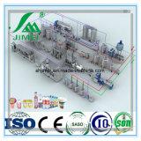 La leche de acero inoxidable de alta calidad precio de la línea de procesamiento de la producción de mantequilla