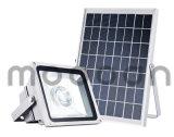 Напольные интегрированные IP65 умирают света потока литого алюминия 30W солнечные приведенные в действие для лужайки