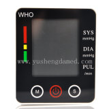 세륨 승인되는 의료 기기 자동적인 손목 혈압 모니터 Ysd732