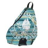 Longs sacs d'épaule de bride de sac à dos de sacs réutilisables faits sur commande d'équipe