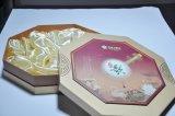Rectángulo de torta profesional de luna de China, rectángulo del acondicionamiento de los alimentos, rectángulo de papel del regalo