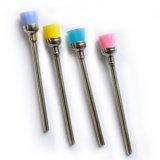 Щеточка для очистки электрических файлы лак для ногтей искусства просверлите щетки маникюр средства для полировки