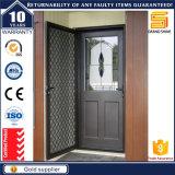 Portello esterno dell'appartamento di lusso di alluminio della stoffa per tendine