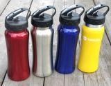 Taza aislada taza al aire libre del vacío del acero inoxidable del Thermos de la taza de la taza del recorrido