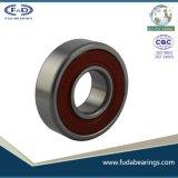 F&D che sopporta 6204 cuscinetti a sfera d'acciaio della gabbia 2RSC3 per i cuscinetti di motore